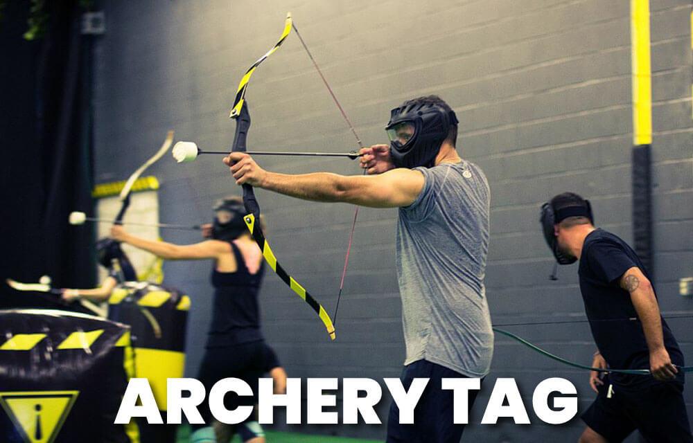 Archery Tag at Legacy 925