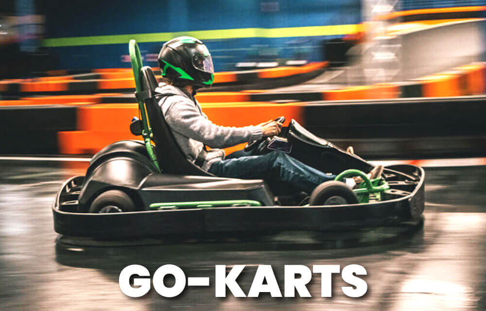 Go Karts cover image