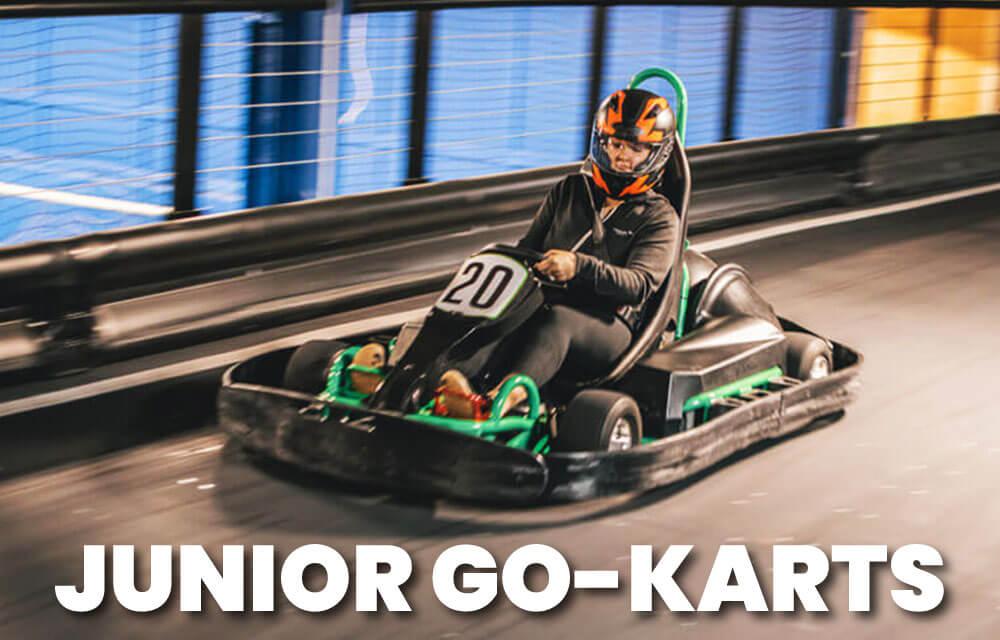 Junior Go-Karts at Legacy 925