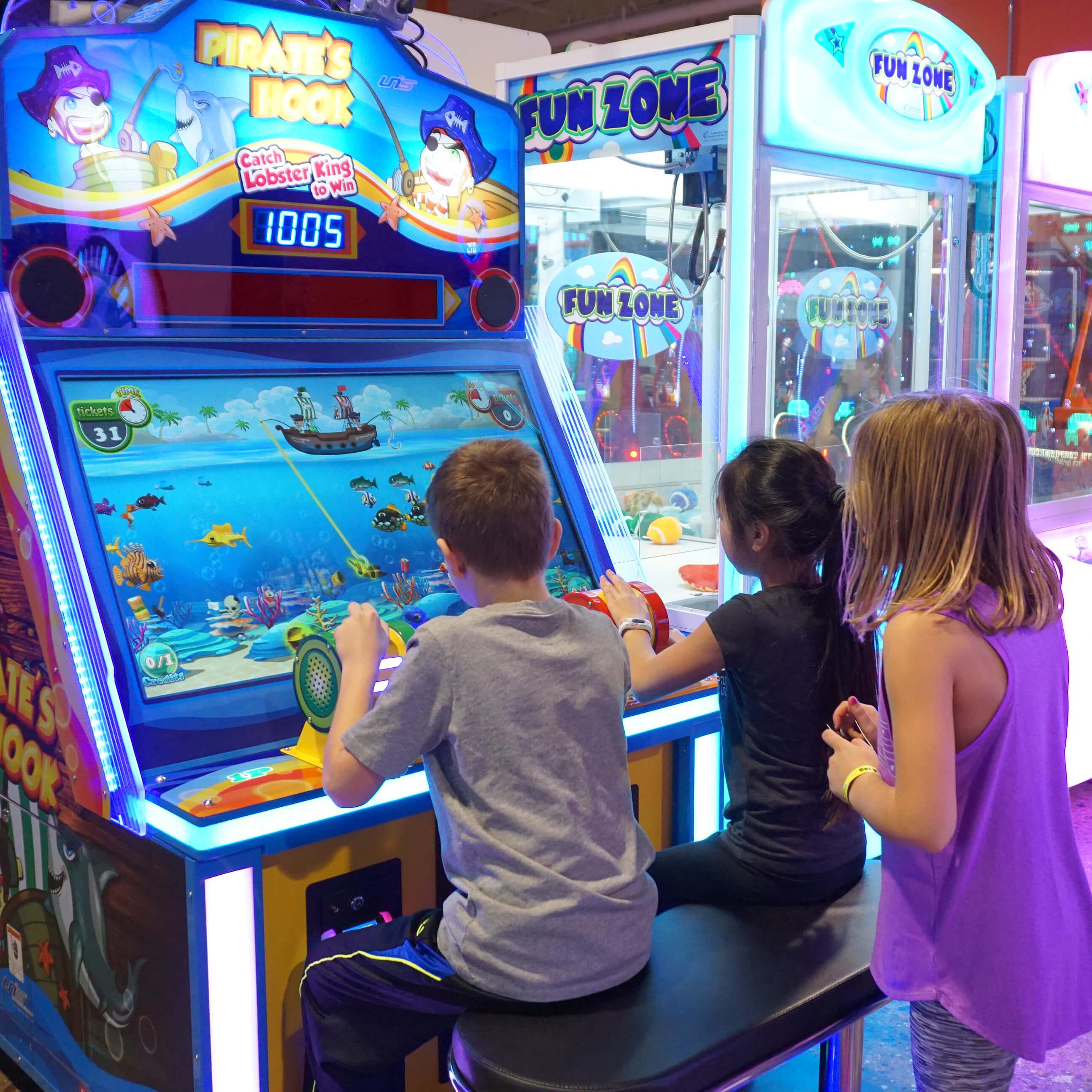Legacy 925 Arcade