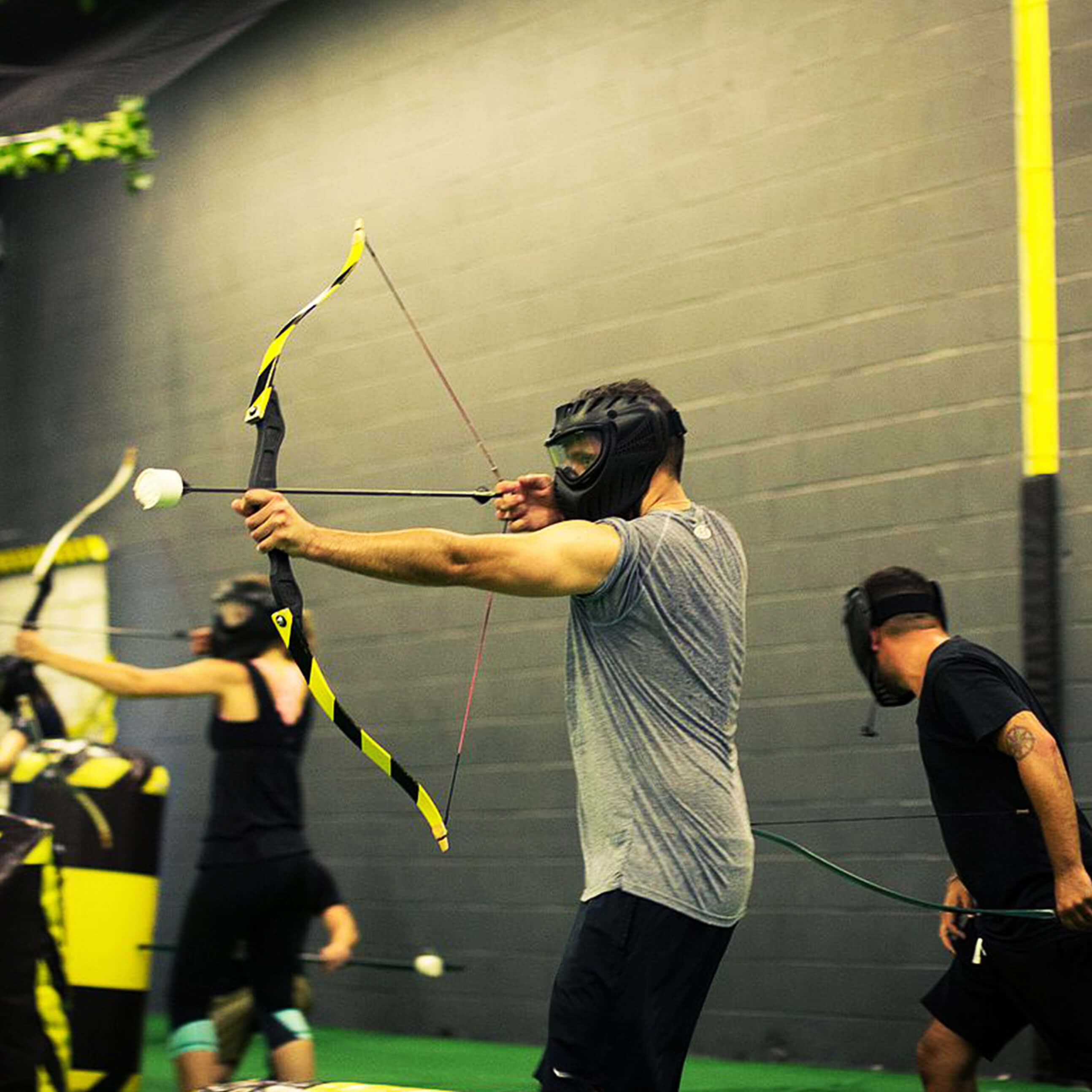 Archery Tag at the Legacy 925